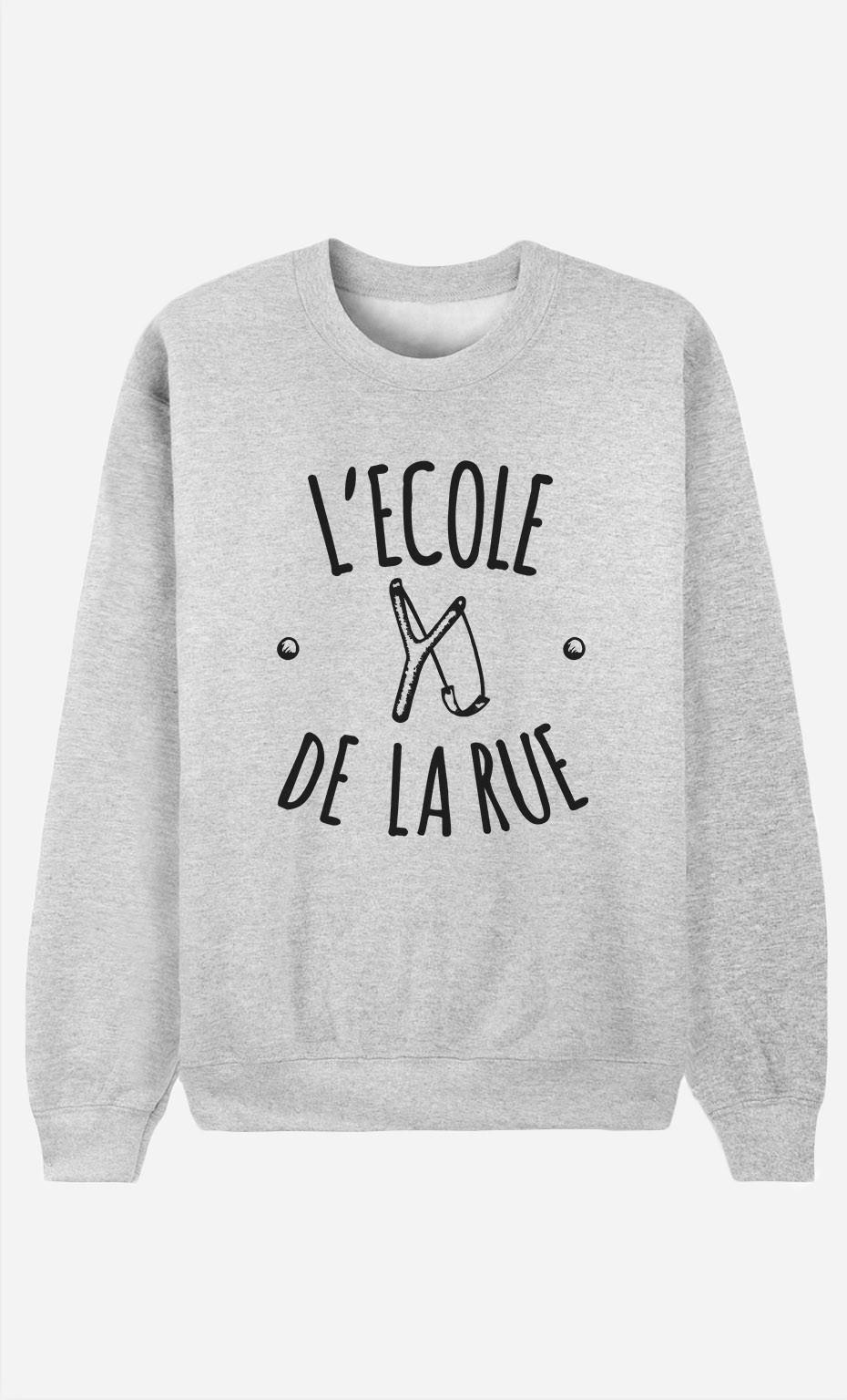 Sweat Femme L'Ecole de la Rue
