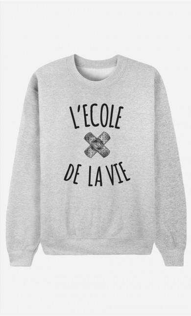 Sweat L'Ecole de la Vie