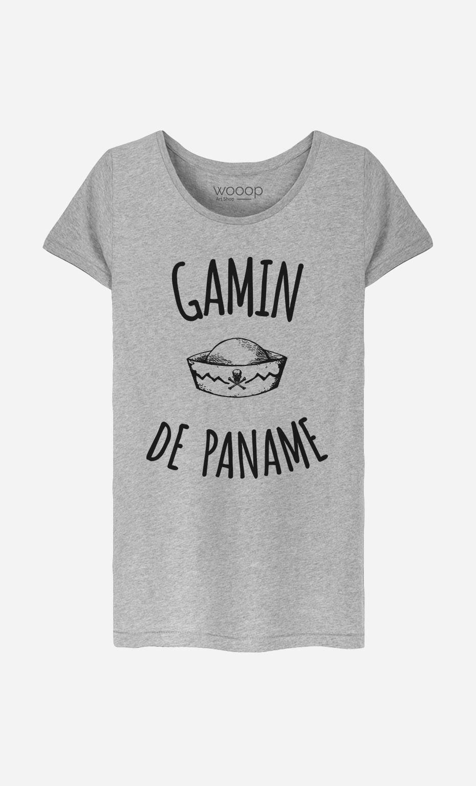 T-Shirt Gamin de Paname