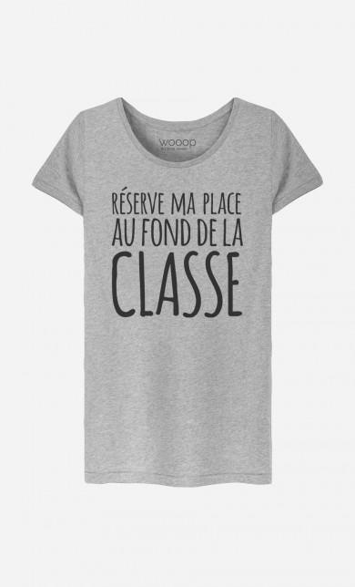 T-Shirt Réserve ma Place