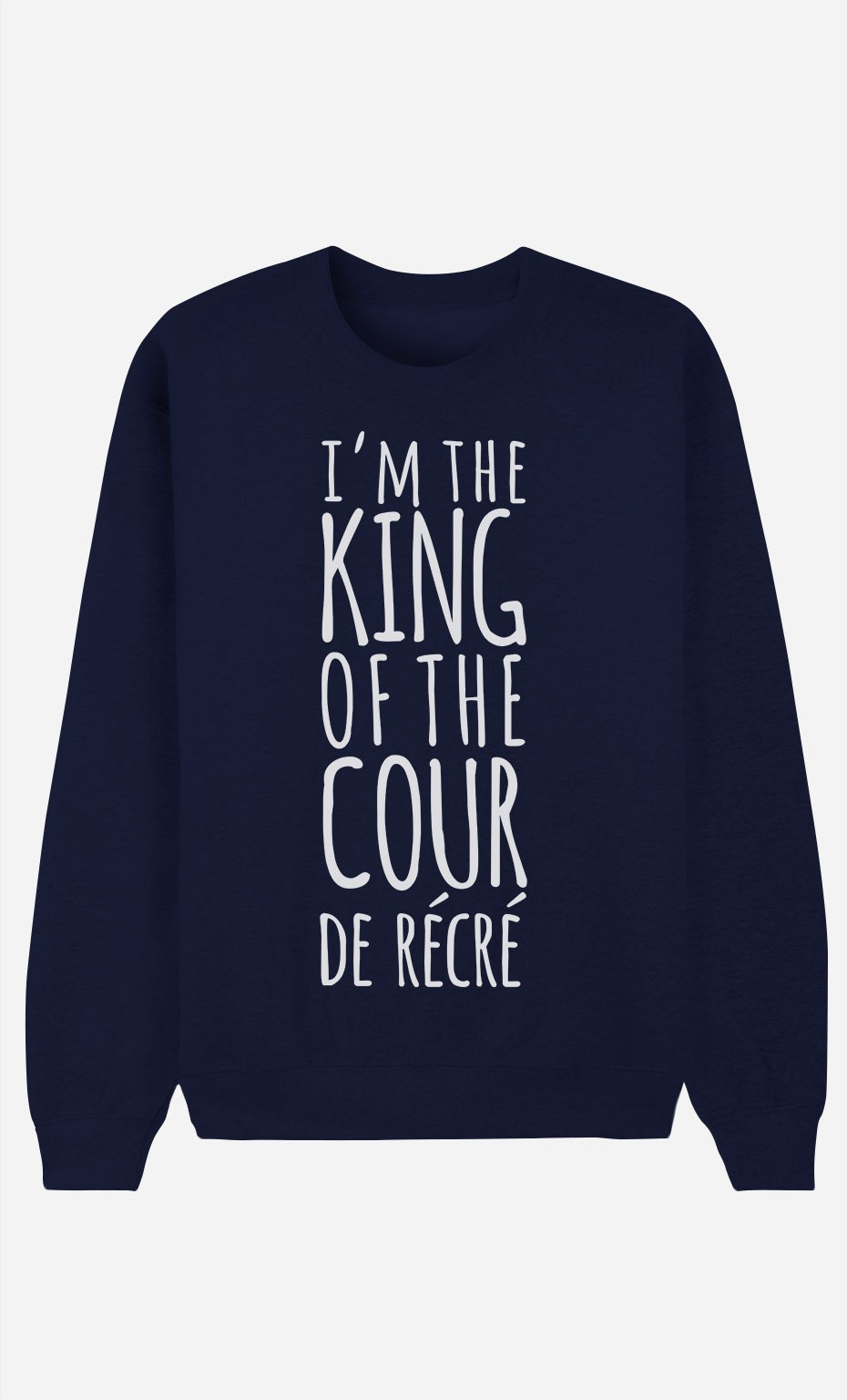 Sweat Homme King of the Cour
