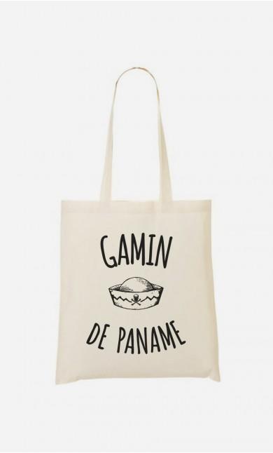 Tote Bag Gamin de Paname