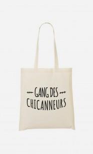Tote Bag Gang des Chicanneurs