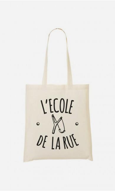 Tote Bag L'Ecole de la Rue
