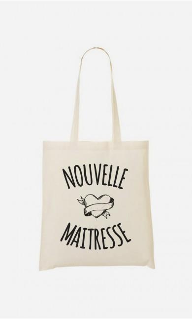 Tote Bag Nouvelle Maitresse