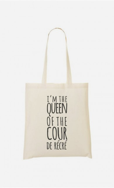 Tote Bag Queen of the Cour
