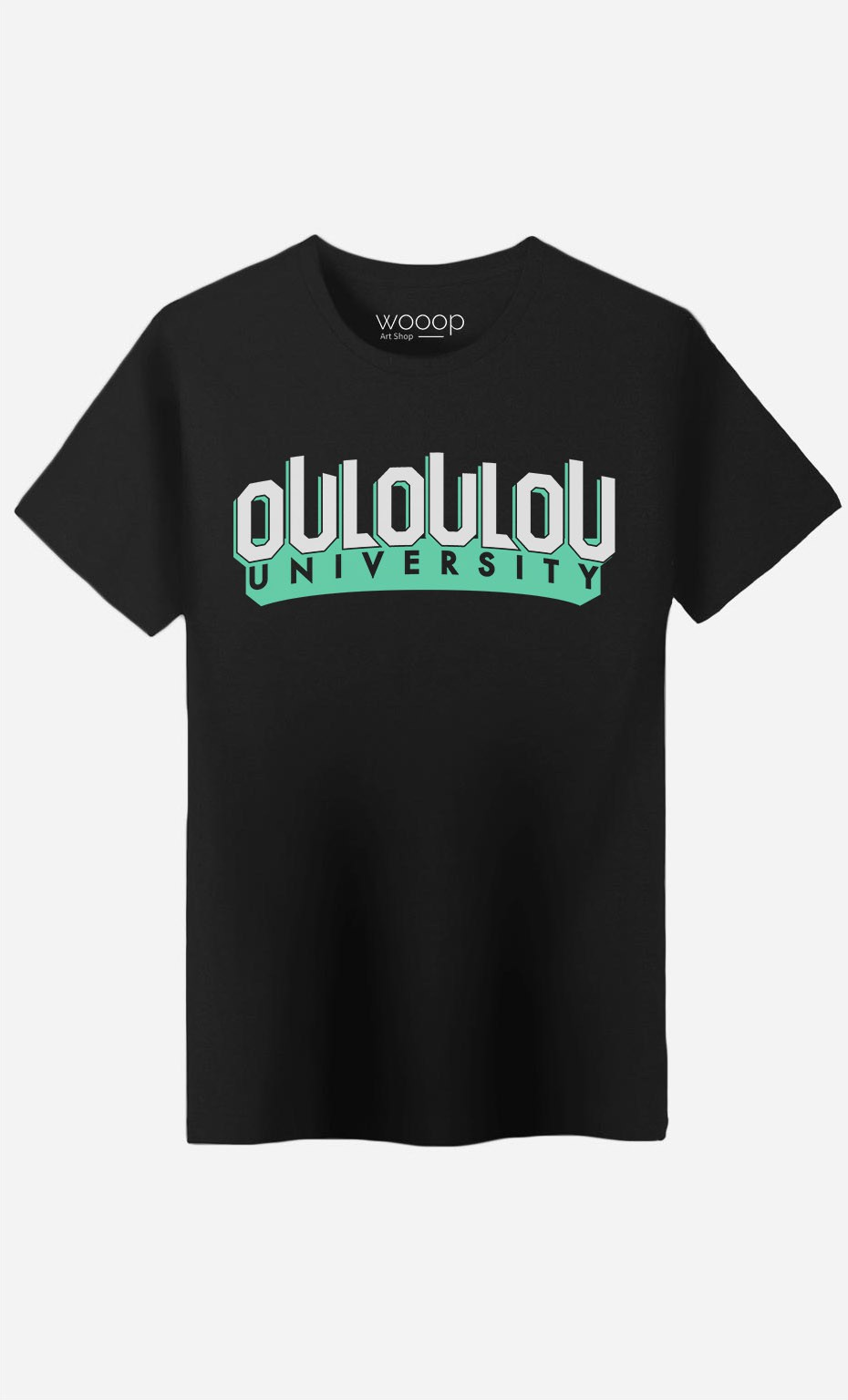 T-Shirt Homme Ouloulou University