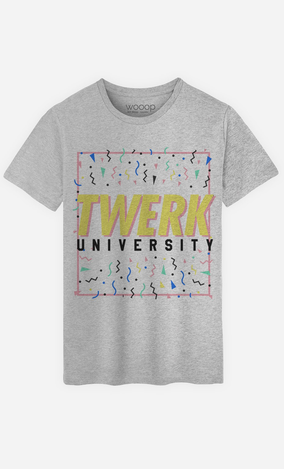 T-Shirt Homme Twerk University