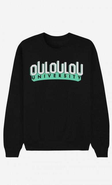 Sweat Noir Ouloulou University