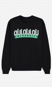 Sweat Homme Ouloulou University