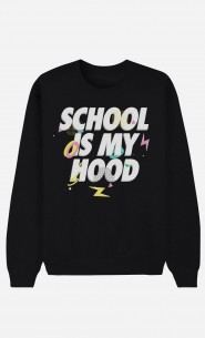 Sweat Homme School is my Hood