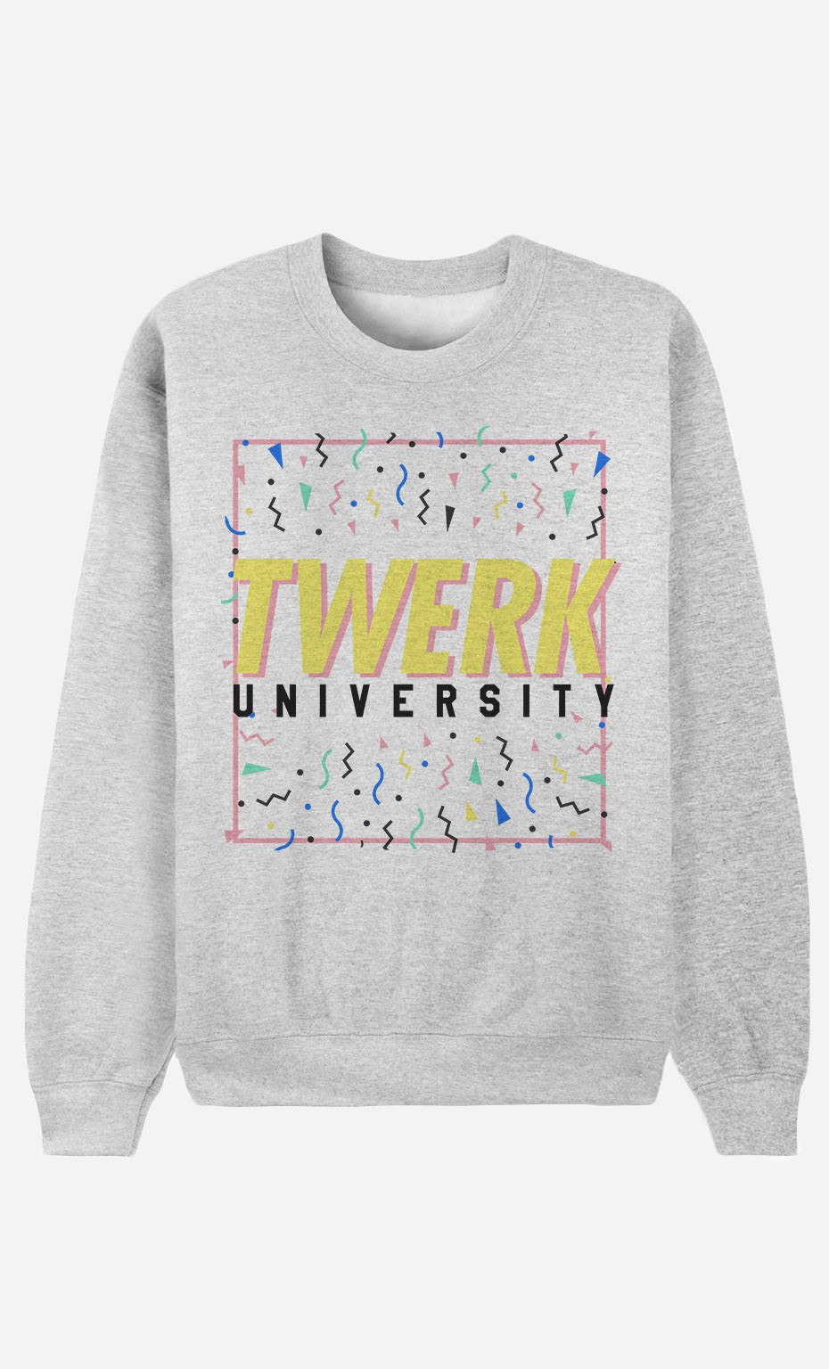 Sweat Homme Twerk University