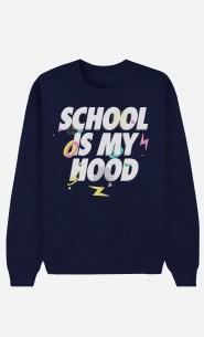 Sweat Homme School is my Hood