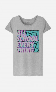 T-Shirt All School Everything