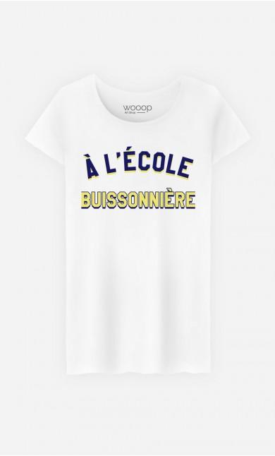 T-Shirt À L'École Buissonnière