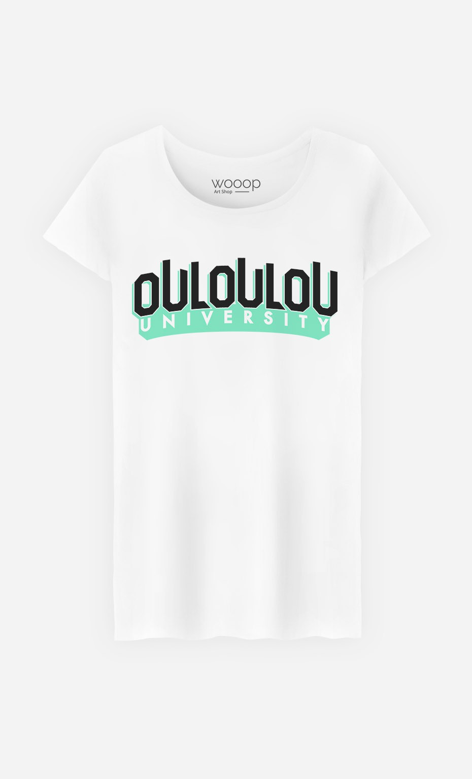 T-Shirt Ouloulou University