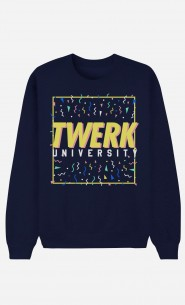 Sweat Femme Twerk University