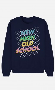 Sweat Femme New High Old School