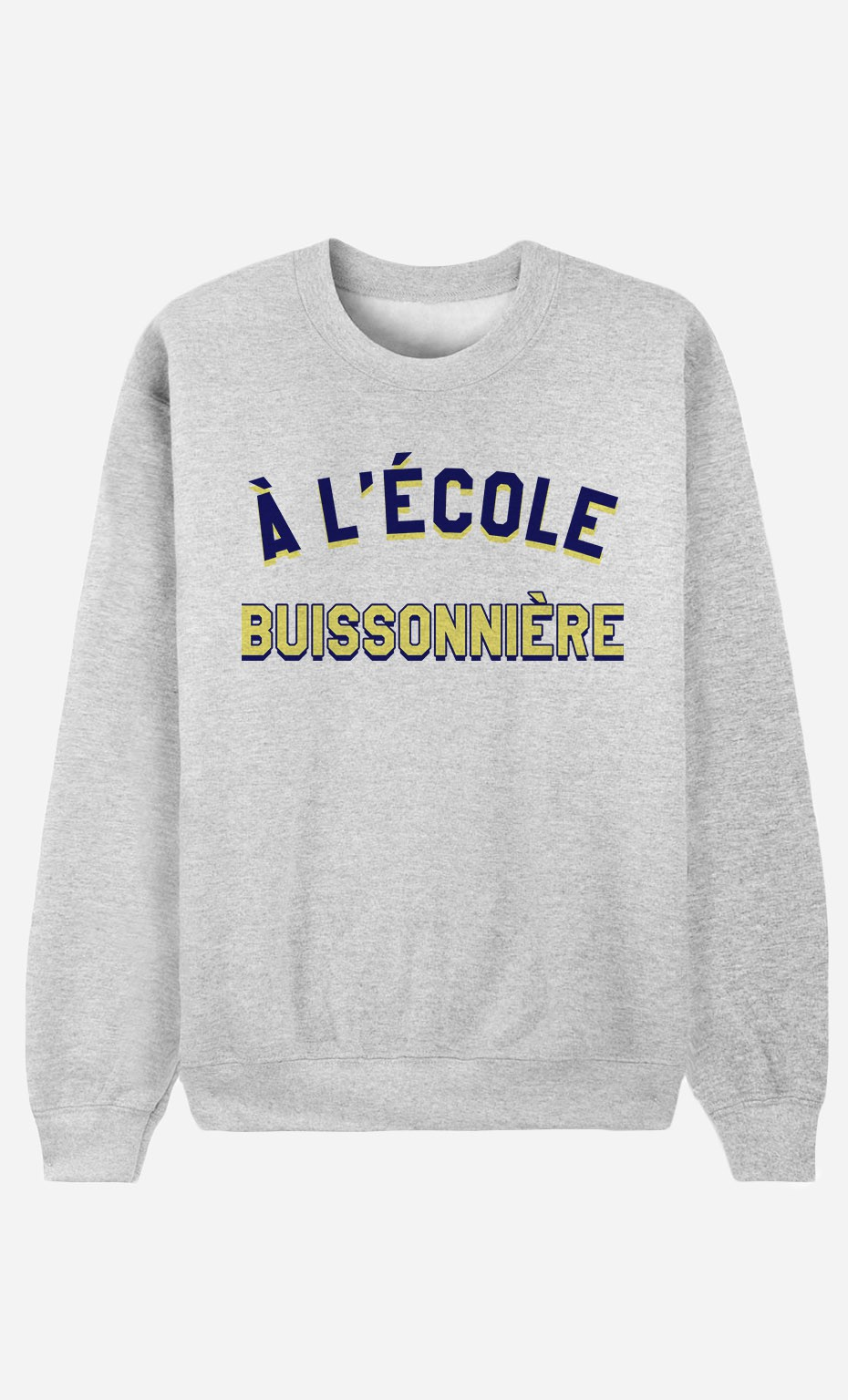 Sweat À L'École Buissonnière