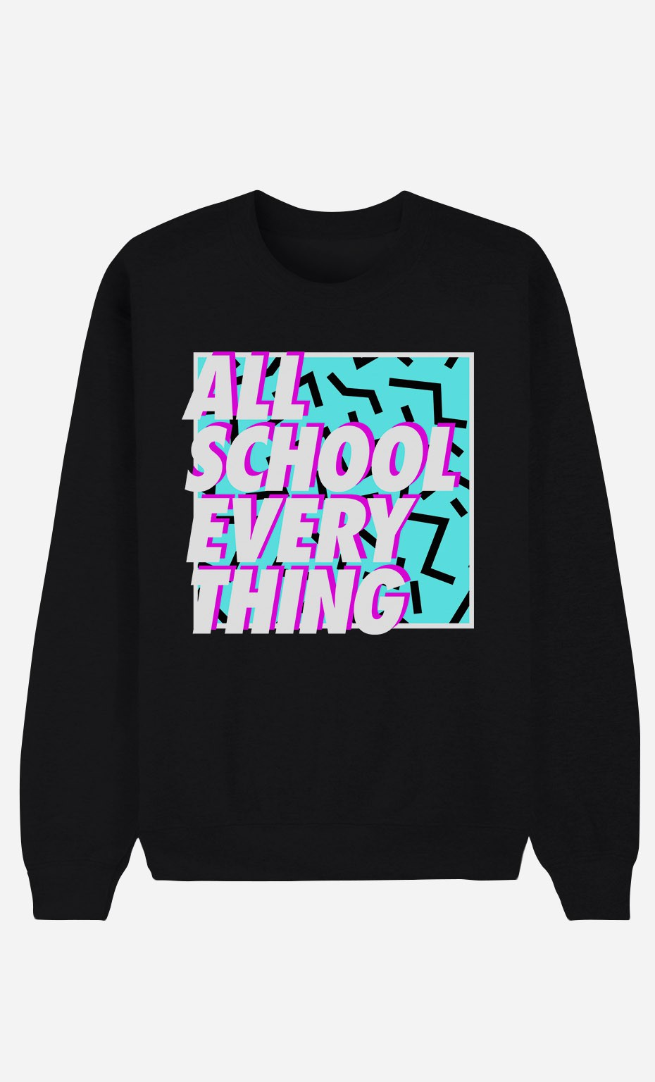 Sweat Noir All School Everything