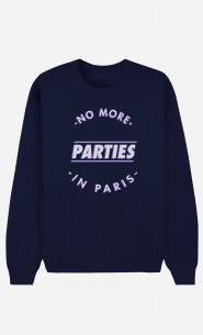 Sweat Bleu No More Parties in Paris