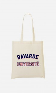 Tote Bag Bavarde Université