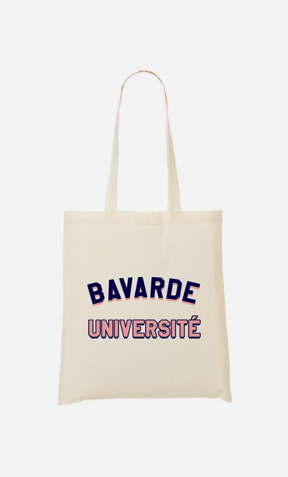 Tote Bag Bavarde Université
