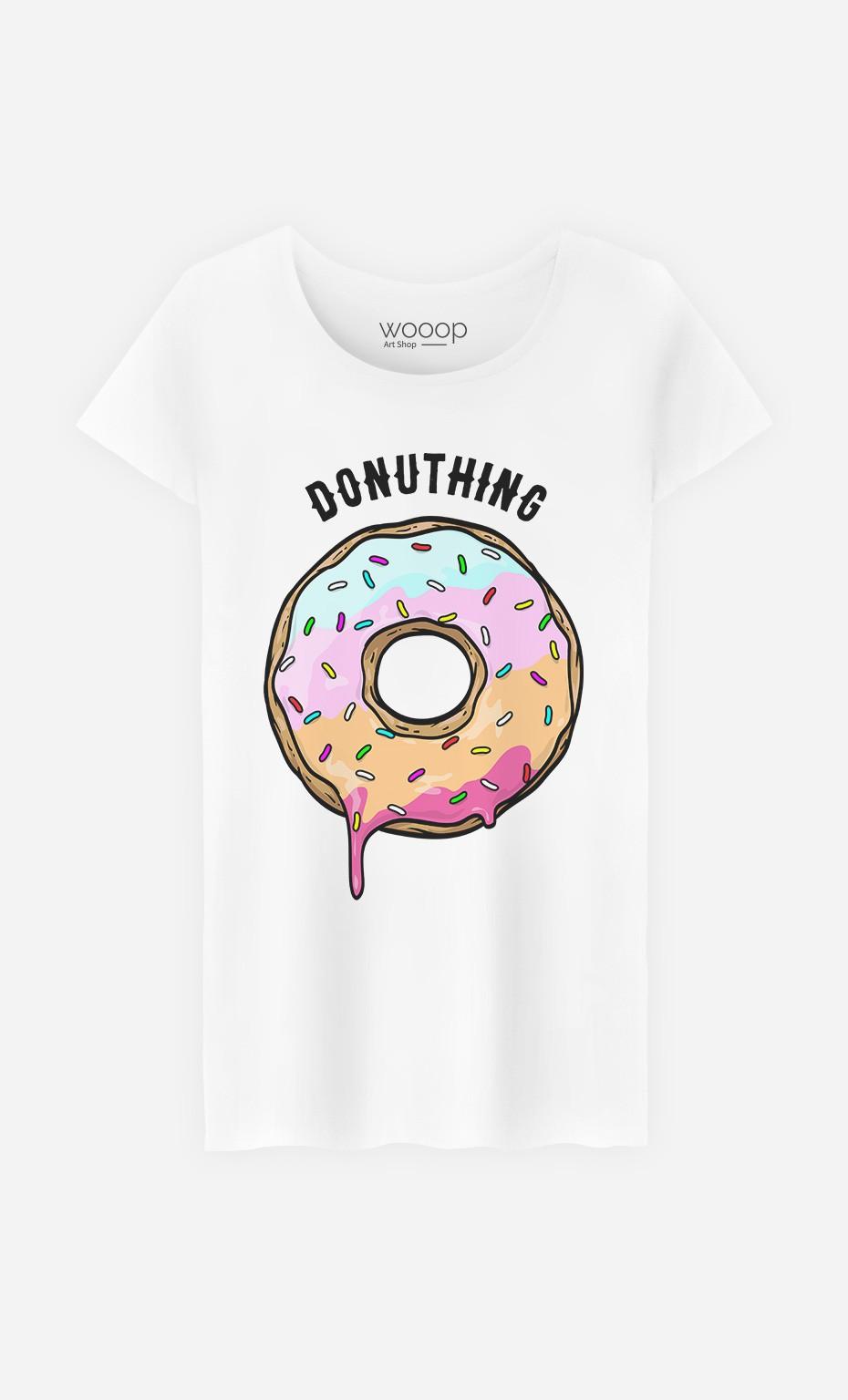 T-Shirt Femme Donuthing