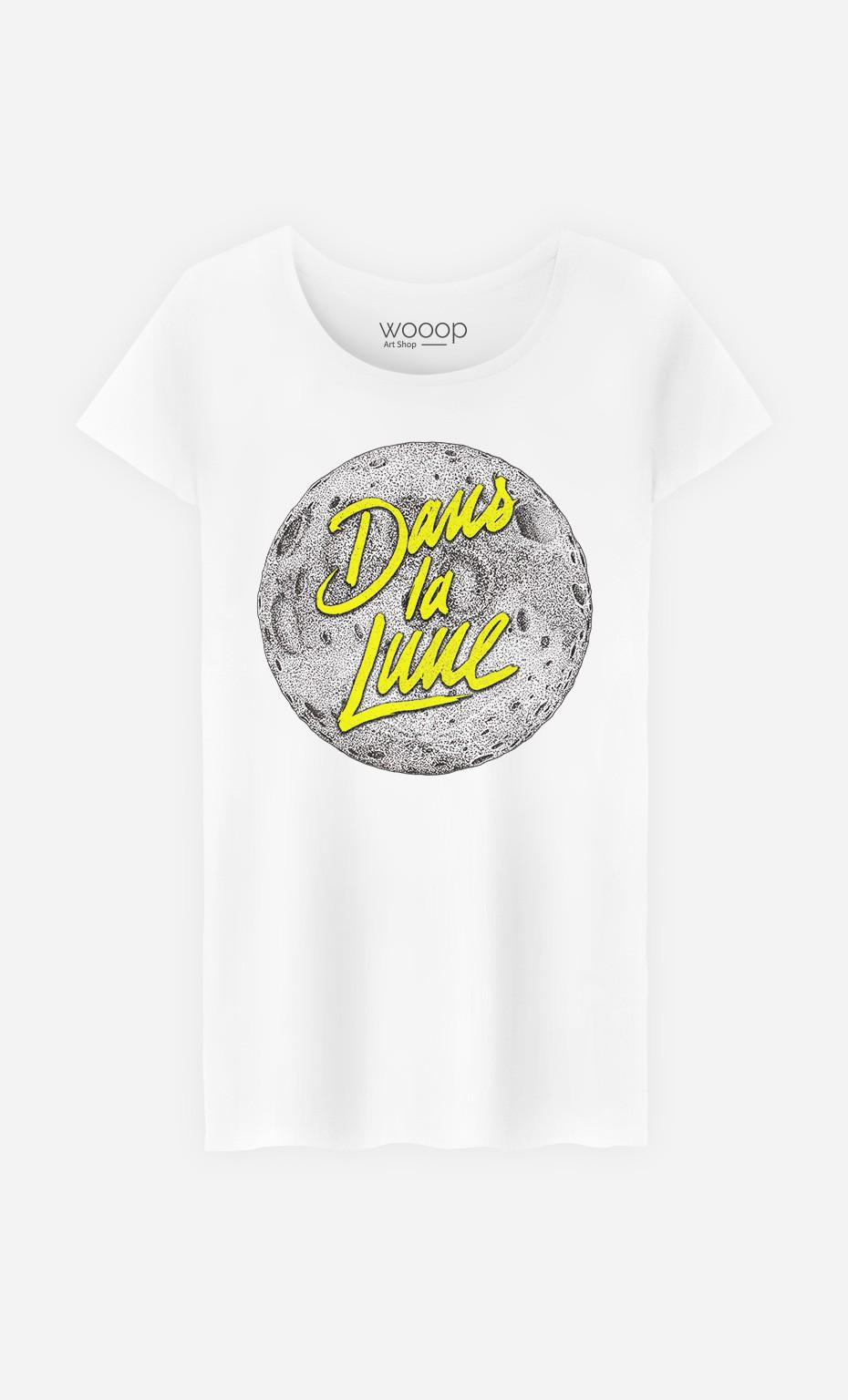 T-Shirt Dans la Lune
