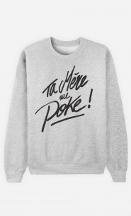 Sweat Homme Poke Mom
