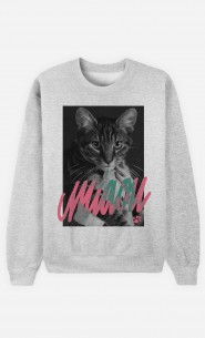 Sweat Homme Miaou