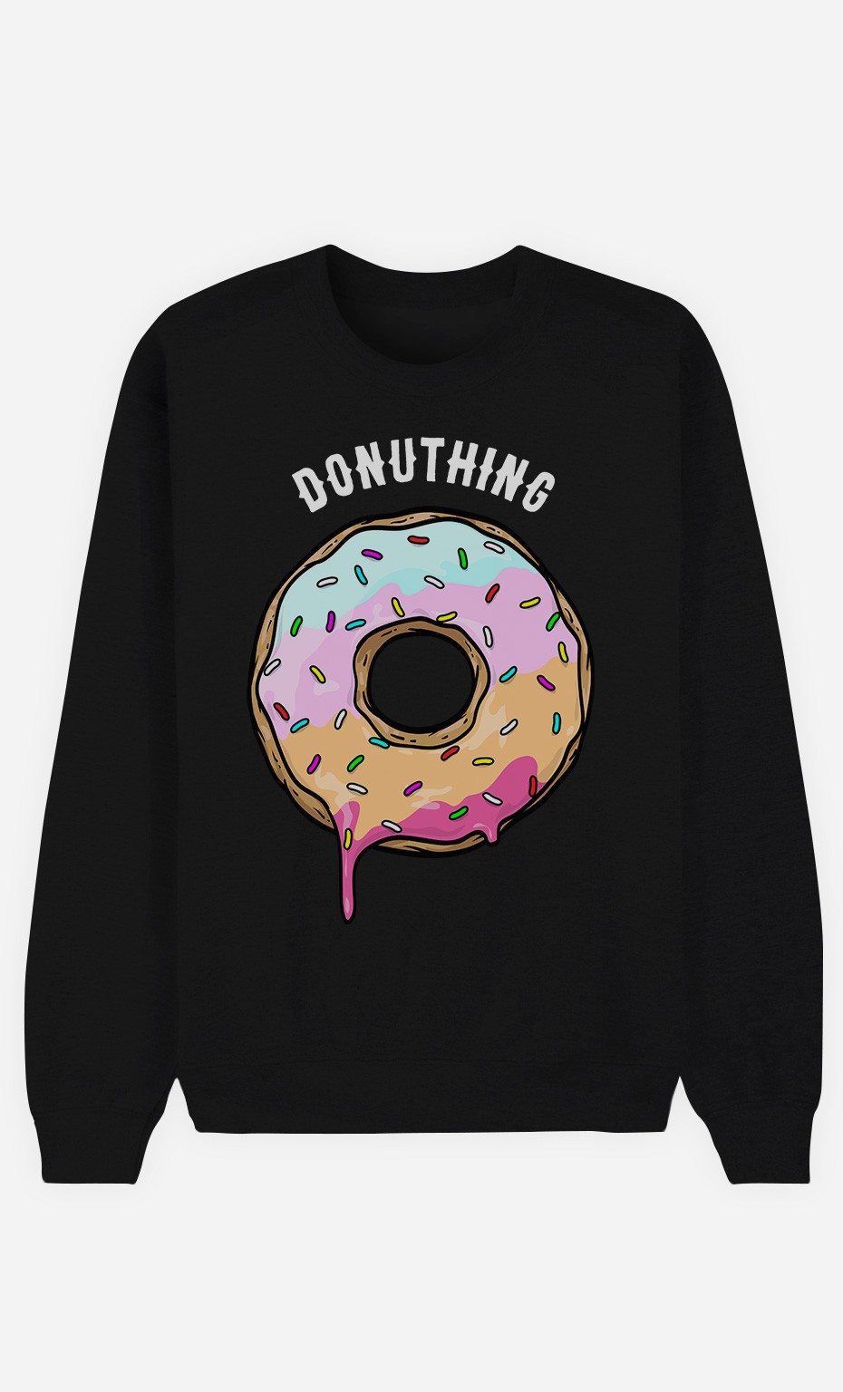 Sweat Noir Donuthing