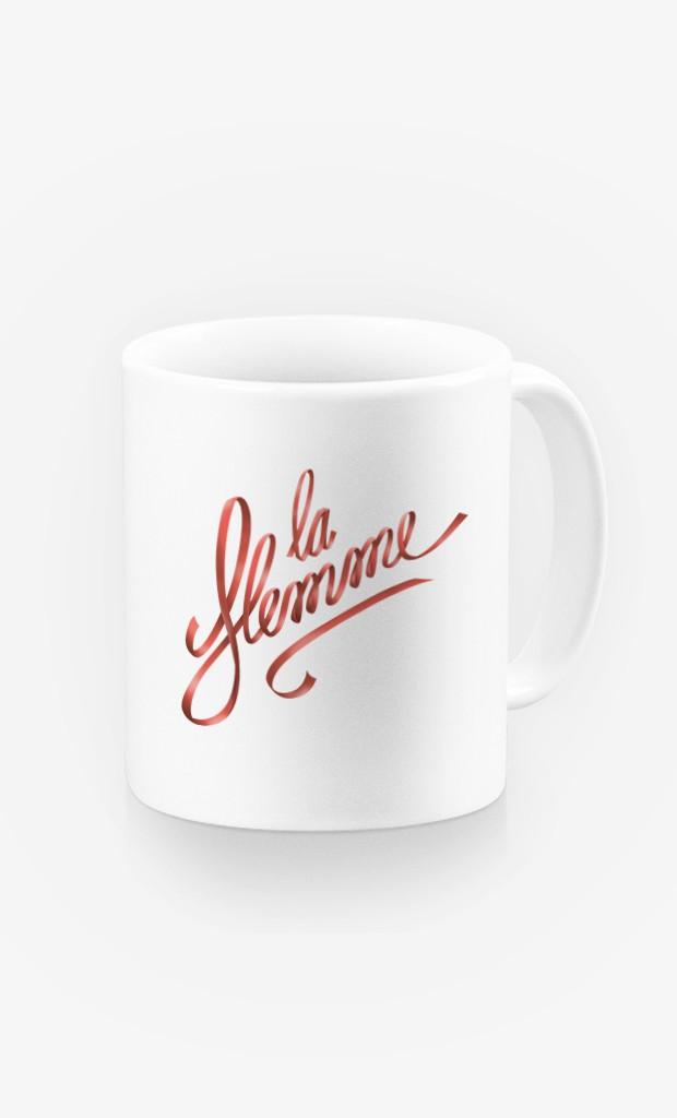 Mug La Flemme