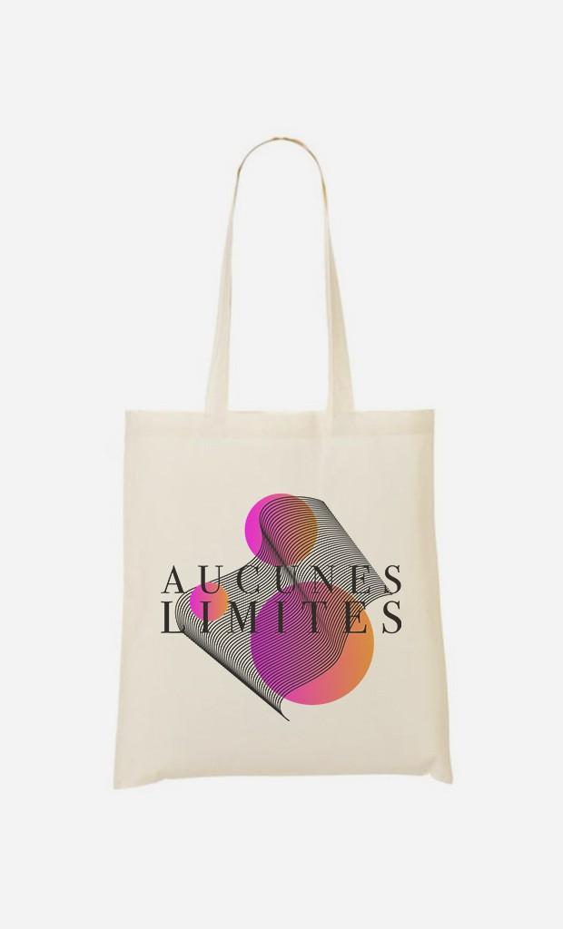 Tote Bag Aucunes Limites