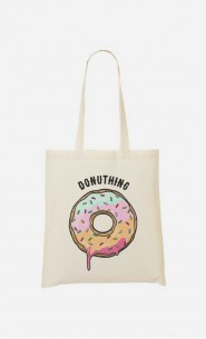 Tote Bag Donuthing