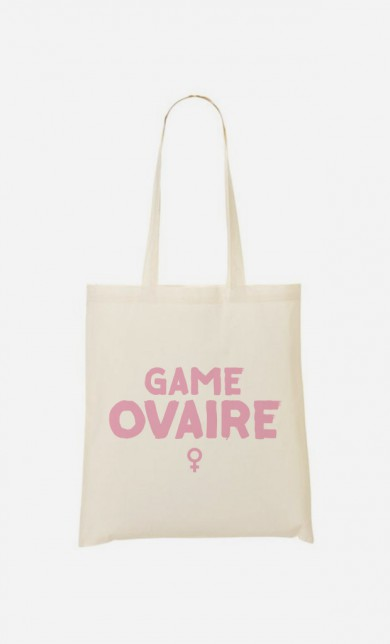 Tote Bag Game Ovaire