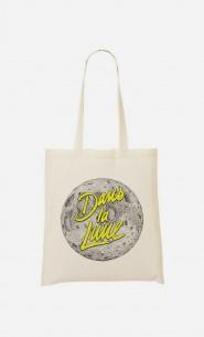 Tote Bag Dans la Lune