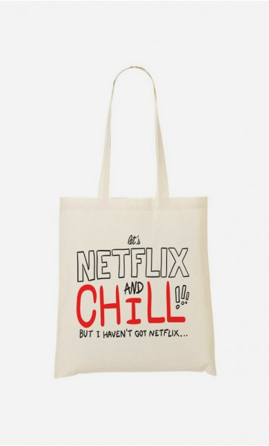 Tote Bag Only Chill