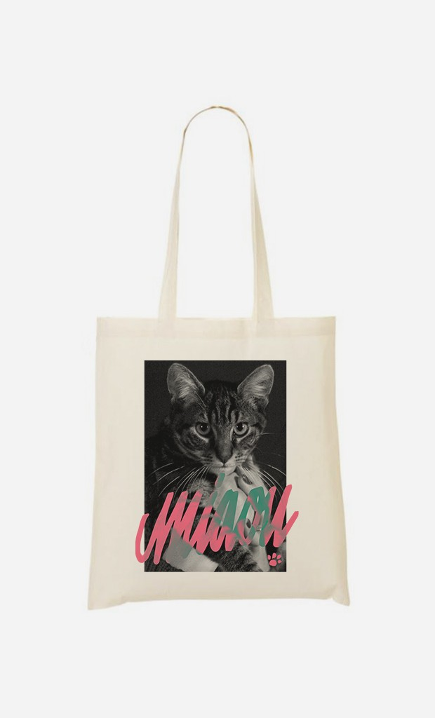 Tote Bag Miaou