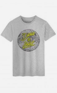 T-Shirt Homme Dans la Lune