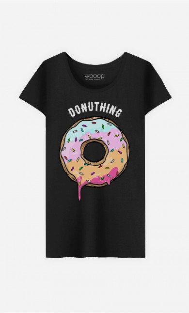 T-Shirt Femme Donuthing