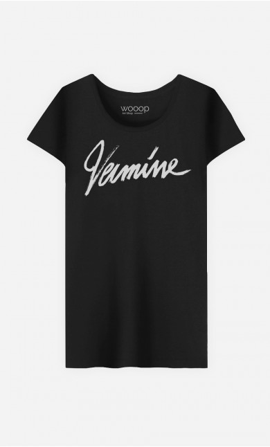 T-Shirt Femme Vermine