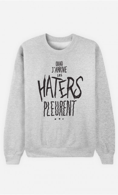 Sweat Les Haters Pleurent