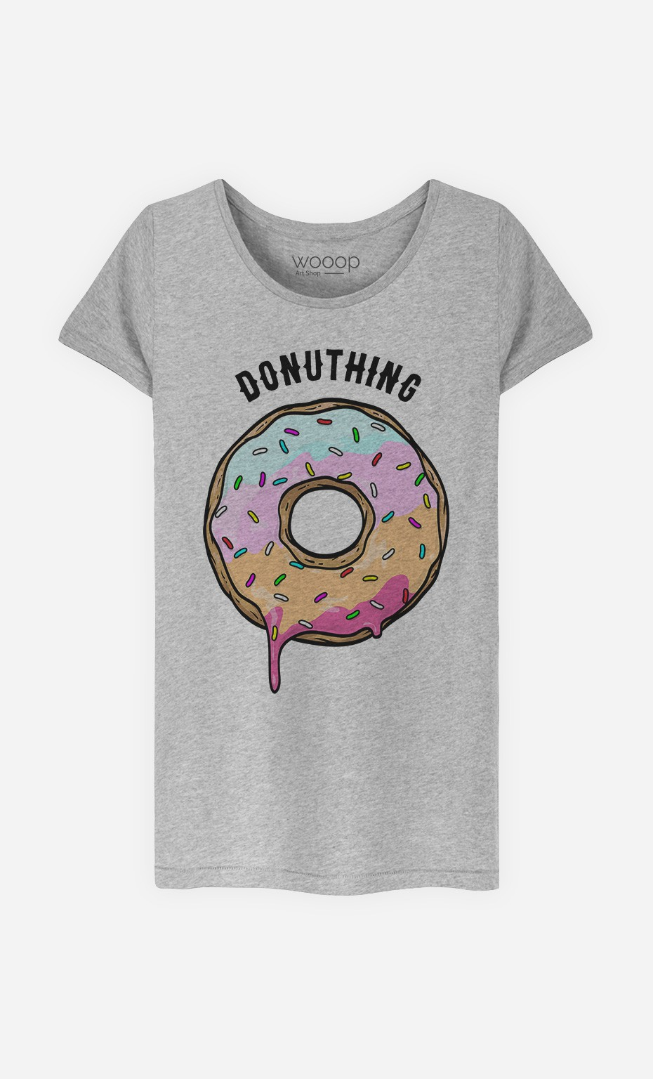 T-Shirt Donuthing