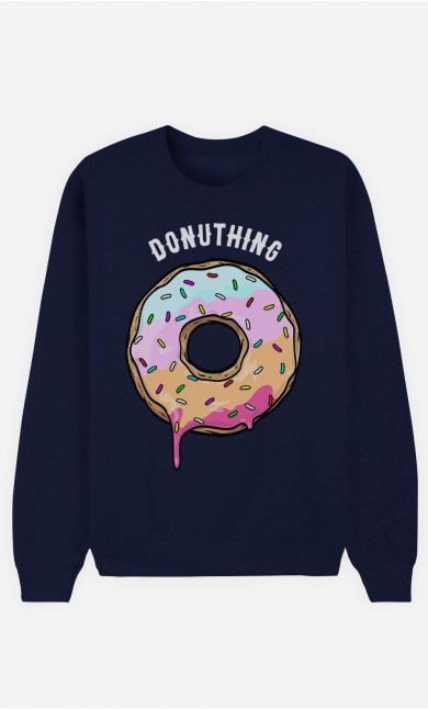 Sweat Bleu Donuthing