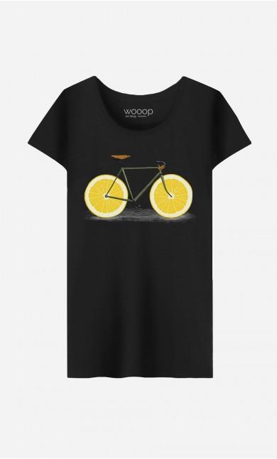 T-Shirt Femme Zest