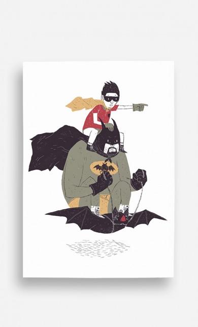 Poster Batman et Robin