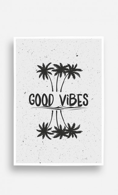 Poster Good Vibes