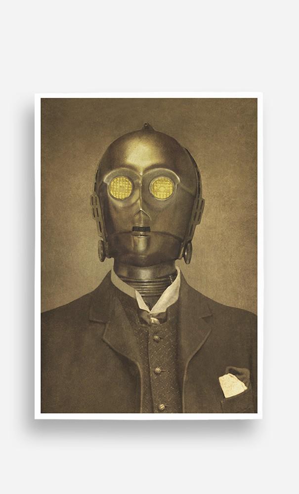 Poster Baron Von C3PO