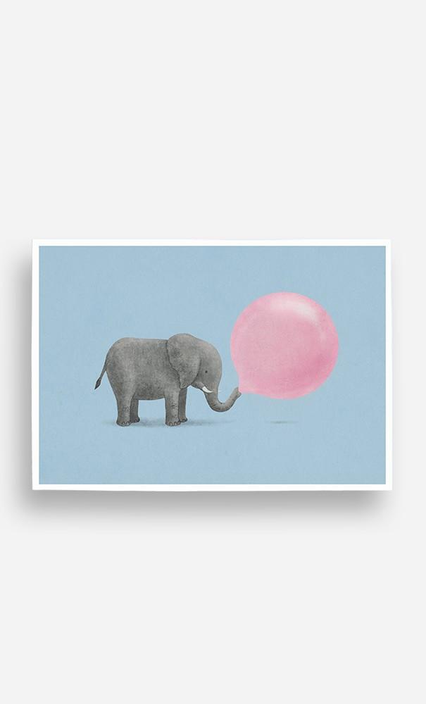 Poster Jumbo Bubble Gum